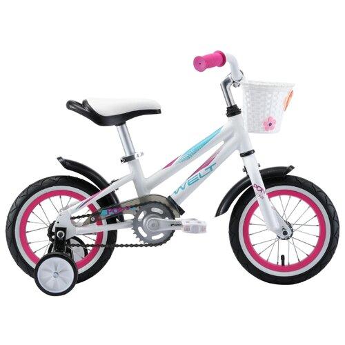 Детский велосипед Welt Pony 12 велосипед welt peak 24 disc 2019