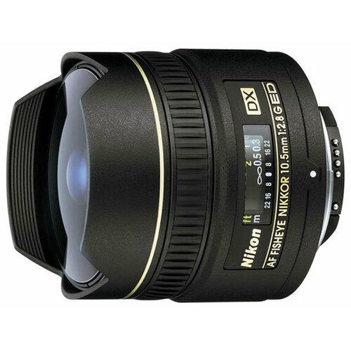 Фото - Объектив Nikon 10.5mm f 2.8G ED мюллер в англо русский русско английский словарь с иллюстрациями для школьников 40000 слов
