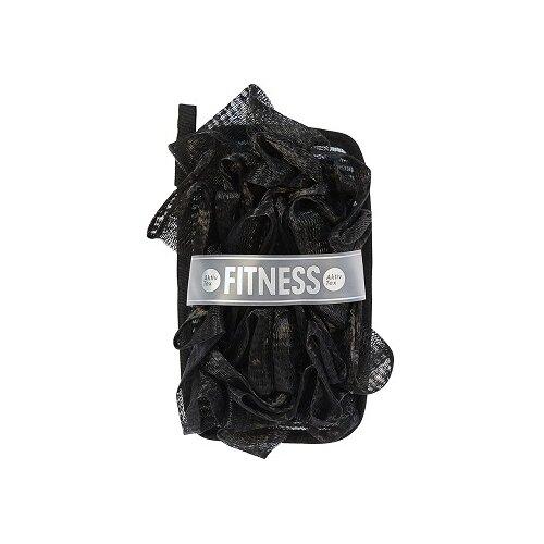 Мочалка Eva Fitness Woman мочалка eva fitness woman aktivetex m цвет черный 19 х 12 см