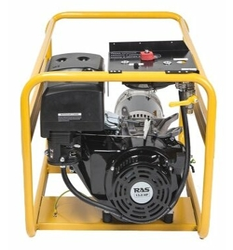Газовый генератор grandvolt GVI 9000 T ES G (6500 Вт)