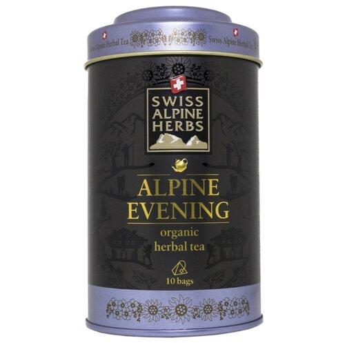 Чай травяной Swiss Alpine herbs чай в пирамидках swiss alpine herbs ромашка 14 г