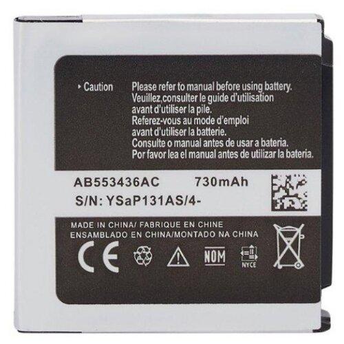 Аккумулятор Samsung AB553436AC аккумулятор