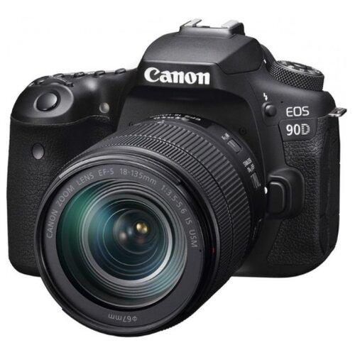 Фотоаппарат Canon EOS 90D Kit