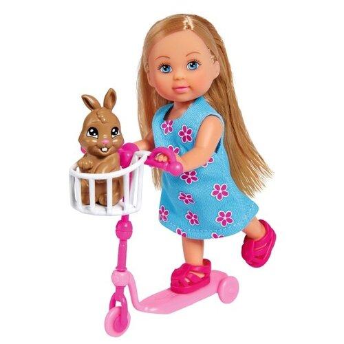 Кукла Simba Еви на самокате с simba еви день рождения