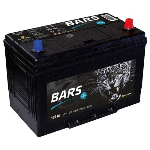 Фото - Аккумулятор BARS Asia 6СТ-100 аккумулятор катод extra start 6ст 62n l l2