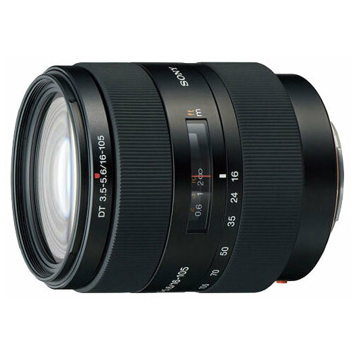 Фото - Объектив Sony DT 16-105mm f объектив