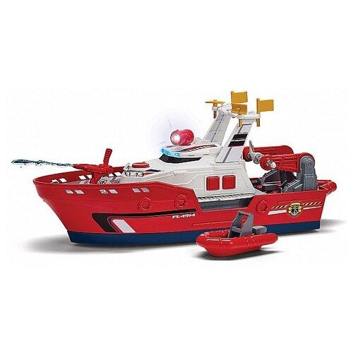 Катер Dickie Toys 3308375 40 см dickie toys сигнал регулировщика со светом 25 см dickie toys