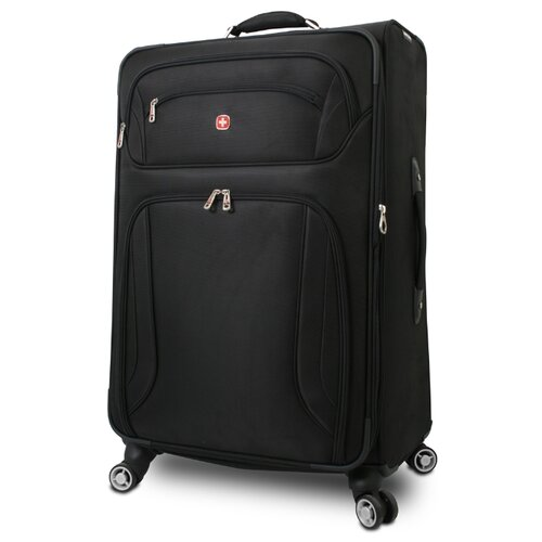 Чемодан WENGER ZURICH II L 104 л чемодан wenger zurich ii цвет черный 48 см x 30 см x 72 см 104 л