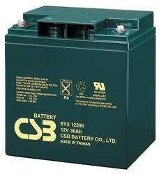Аккумуляторная батарея CSB EVX 12300 30 А·ч