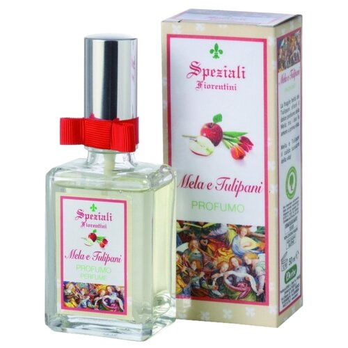 Духи Derbe Mela e Tulipani дербе derbe духи лимон и розовый перец 50мл
