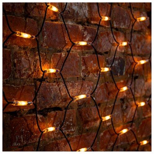 Гирлянда NEON-NIGHT Сеть 288 гирлянда neon night мишура светодиодная 288 led цвет прозрачный розовый 3 м
