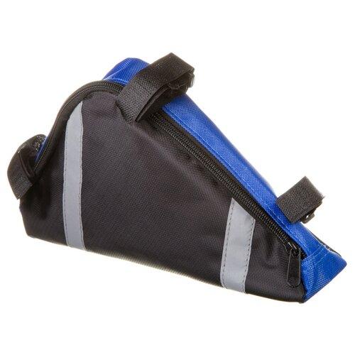 Велосумка STG на раму 12490 L roswheel велосумка бардачок 1 2 l сумка на бока багажника велосипеда многофункциональный велосумка бардачок 600d ripstop велосумка спорт