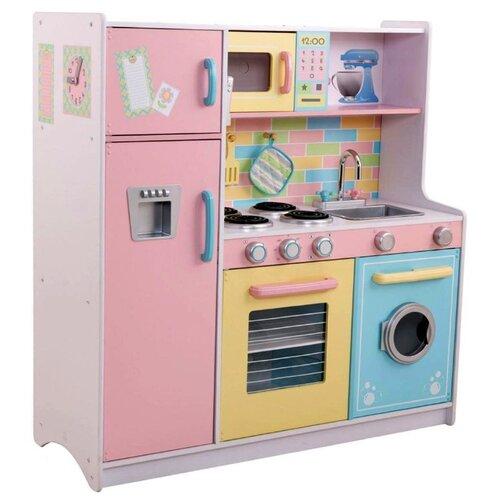 Кухня KidKraft 53336 kidkraft большая детская игровая кухня делюкс