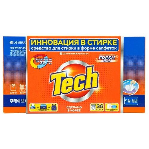 Салфетки LG H&H Tech Fresh трикотаж h