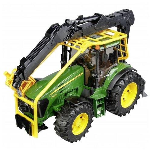 Трактор Bruder John Deere 7930 фото