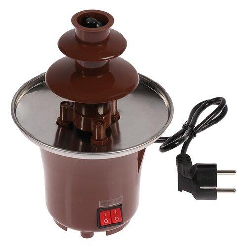 Шоколадный фонтан Luazon LFF-01 tristar cf 1603 шоколадный фонтан