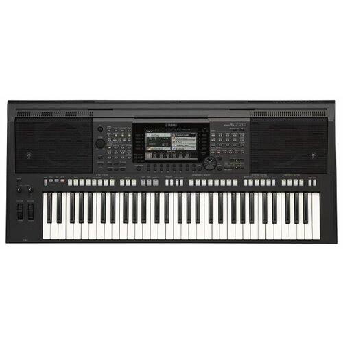 Синтезатор YAMAHA PSR-S770 синтезатор yamaha psr ew300 black