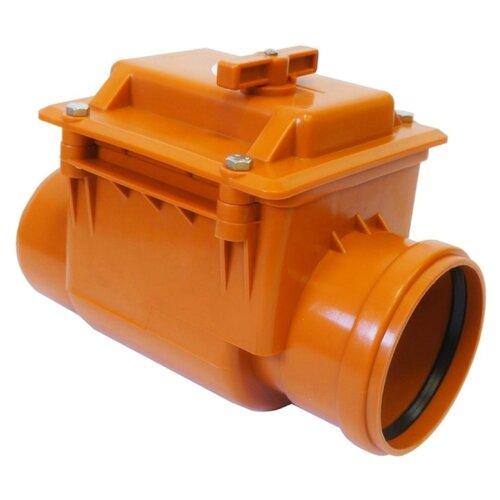 Обратный клапан для внутренней клапан обратный ostendorf dn110