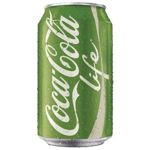 Газированный напиток Coca Cola