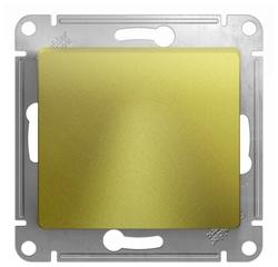 Телекоммуникационная розетка Schneider Electric GLOSSA GSL001099, зеленый