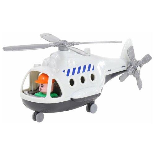 Фото - Вертолет Полесье грузовой Альфа полесье набор игрушек для песочницы 468 цвет в ассортименте