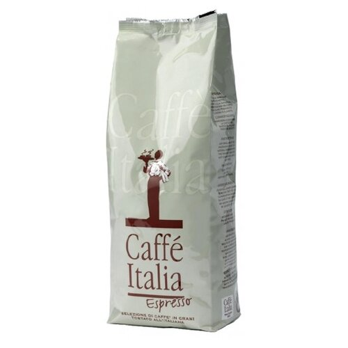 Кофе в зернах Caffe Italia Crema