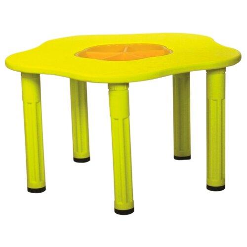 Стол King Kids Сэнди столик king kids сэнди с системой хранения мелочей цвет зеленый kk km 1200 g