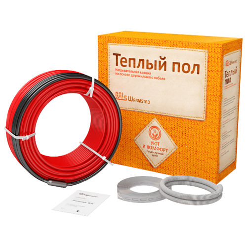 Греющий кабель Warmstad кабель