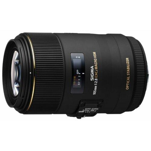 Фото - Объектив Sigma AF 105mm f 2.8 объектив sigma 105mm f 1 4 dg