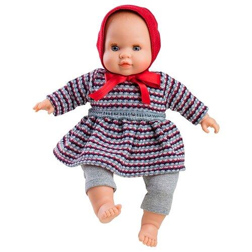 Кукла Paola Reina Агата 36 см paola reina кукла анна 36 см paola reina