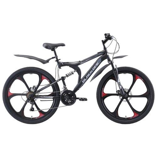 Горный MTB велосипед Black One велосипед ktm life one he 24 2018