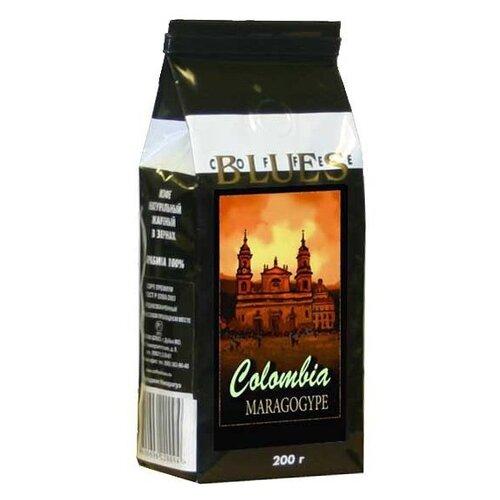 Кофе в зернах Блюз Колумбия