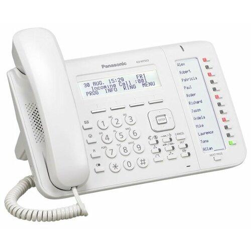 VoIP-телефон Panasonic KX-NT553 телефон