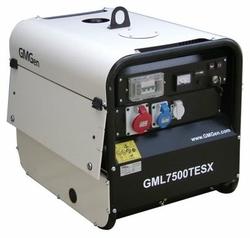 Дизельный генератор GMGen GML7500TESX (5100 Вт)