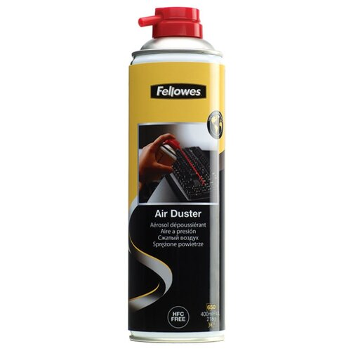 Фото - Fellowes Air Duster 400 мл аксессуар fast duster 400ml