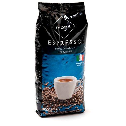 Кофе в зернах Rioba Espresso