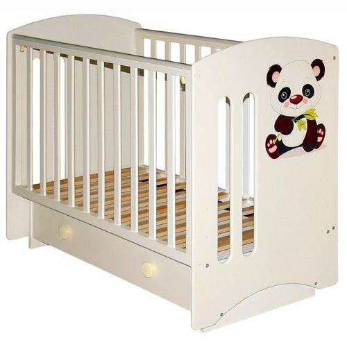 Кроватка Можгинский детские кроватки можгинский лесокомбинат laluca шарлотта бабочки с ящиком