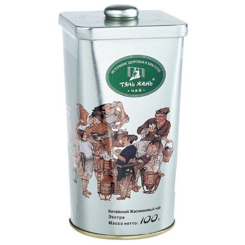Чай зеленый Тянь Жень Жасминовый