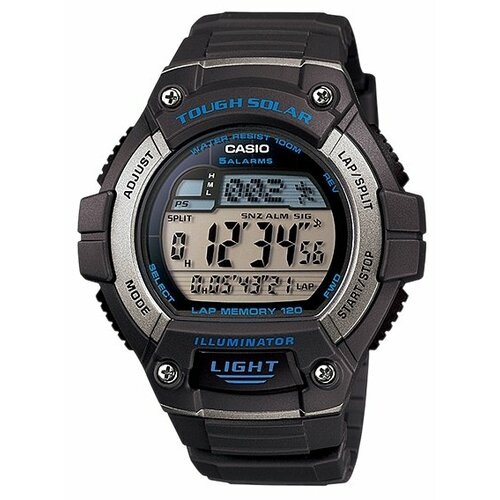 Наручные часы CASIO W-S220-8A casio часы casio w s220 1a коллекция digital
