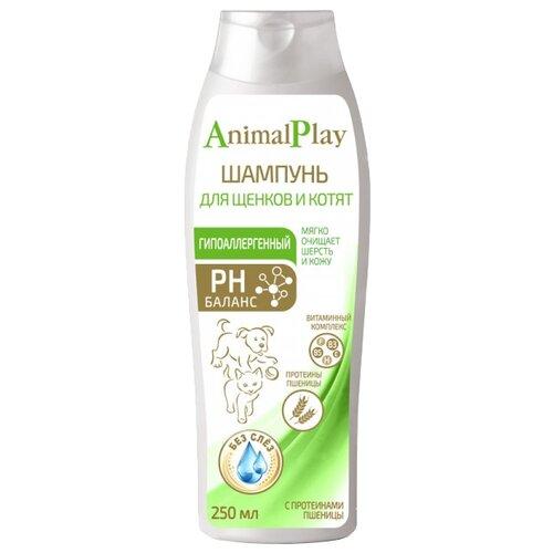 Шампунь Animal Play animal ботинки animal heathe f74 uk 10
