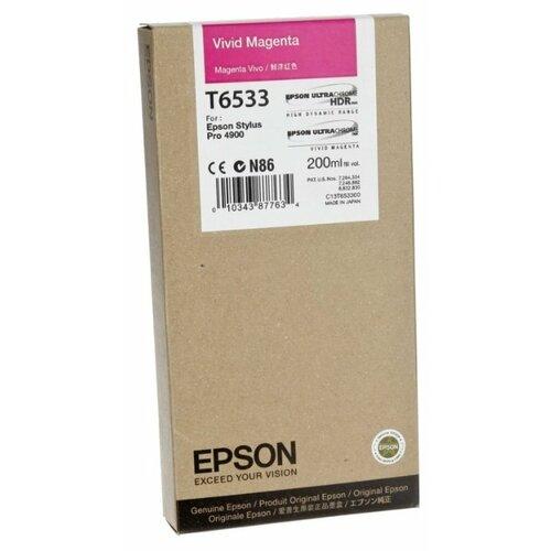 Картридж Epson C13T653300 mantra 5845