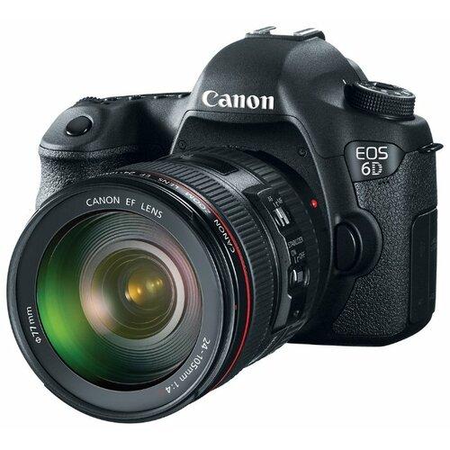 Фотоаппарат Canon EOS 6D Kit