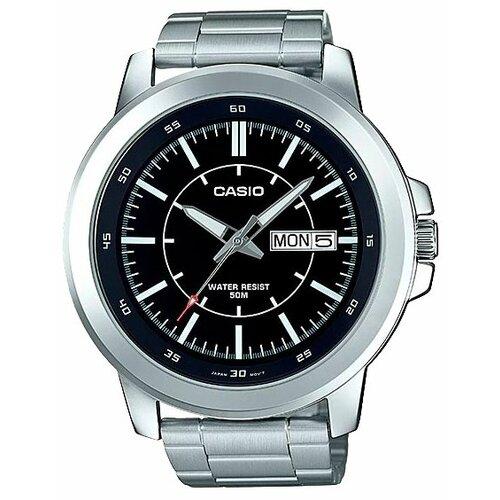 Наручные часы CASIO MTP-X100D-1E casio mtp v007l 1e