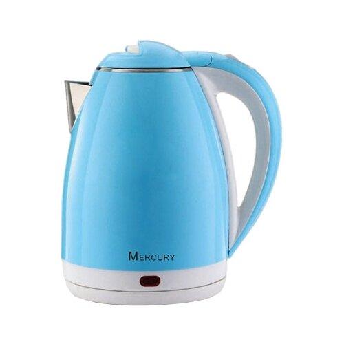 Чайник Mercury MC-6733 6734 6735 чайник эмалированный mercury mc 7547