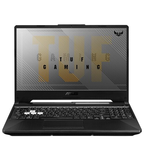 Ноутбук ASUS TUF Gaming A15 FX506 17 3 игровой ноутбук asus tuf gaming fx705gd 90nr0112 m01610 черный