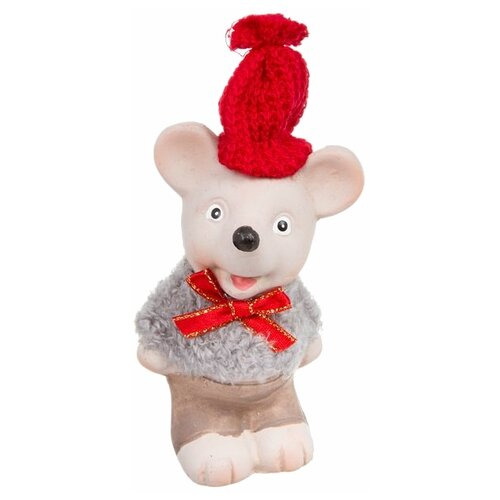Фигурка SNOWMEN Мышка 11 см фигурка snowmen мышка 62 см
