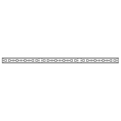 Монтажная рейка DIN-рейка рейка din 10см