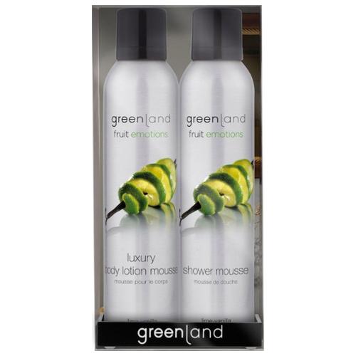Набор Greenland Лайм-Ваниль greenland