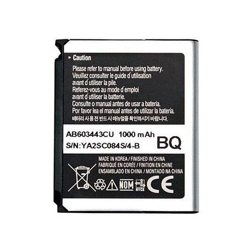 Аккумулятор Samsung AB603443CU аккумулятор