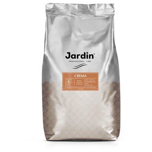 Кофе в зернах Jardin Crema